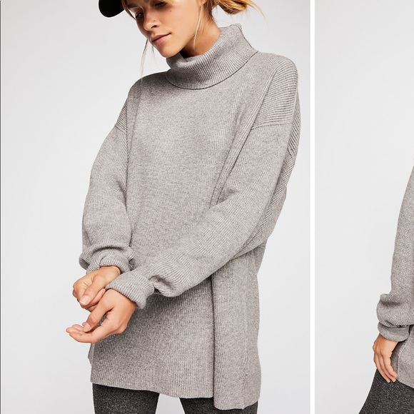 d6838191e9ec Free People Sweaters - NWOT Free People Softly Structured Tunic